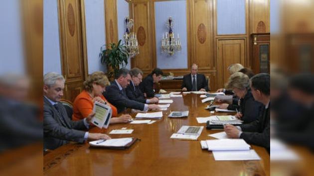 Rusia apoya a Kirguistán