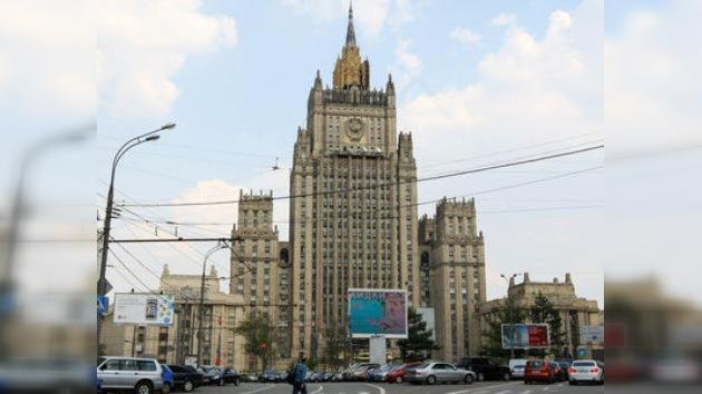 Rusia acusa a Georgia de organizar operaciones militares en Abjasia