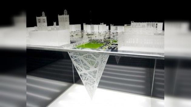 Proponen construir un 'rascasuelos' en el centro de la Ciudad de México