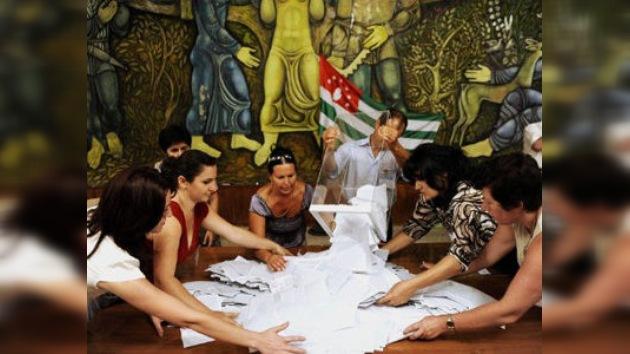Declaran válidos los comicios parlamentarios de Abjasia