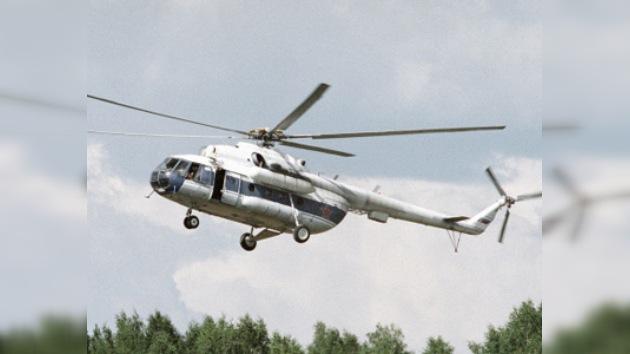 Un helicóptero de pasajeros se accidenta en Siberia