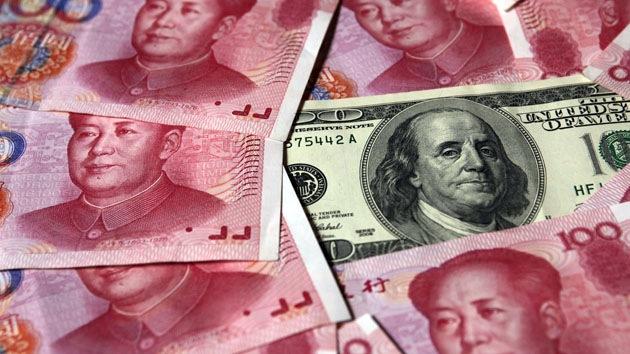 El yuan chino cae у el peligro para EE.UU. crece