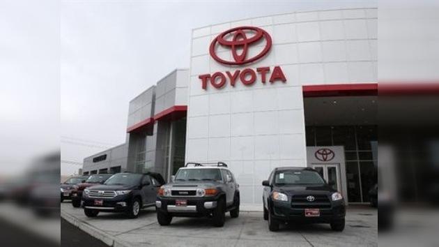 Toyota acorta su producción en China y Norteamérica