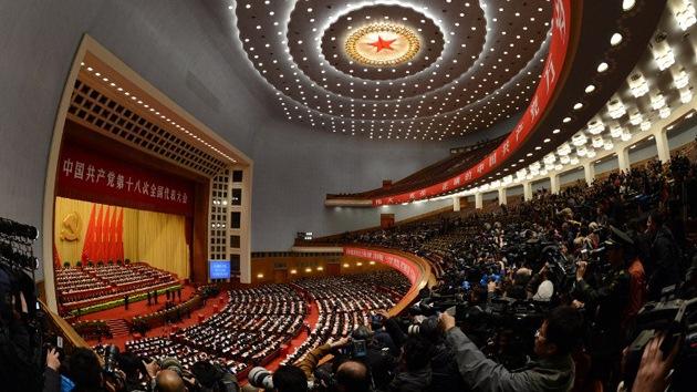China nombra a sus nuevos líderes