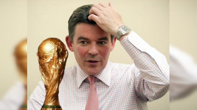 Inglaterra amenaza con separarse de la FIFA a causa de supuestos sobornos