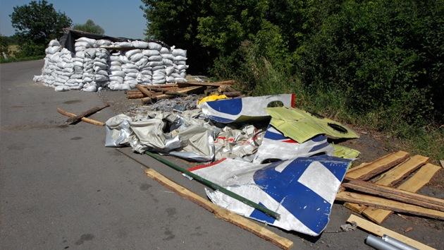 """Putin: """"Militares ucranianos obstaculizan la investigación del siniestro del MH17"""""""