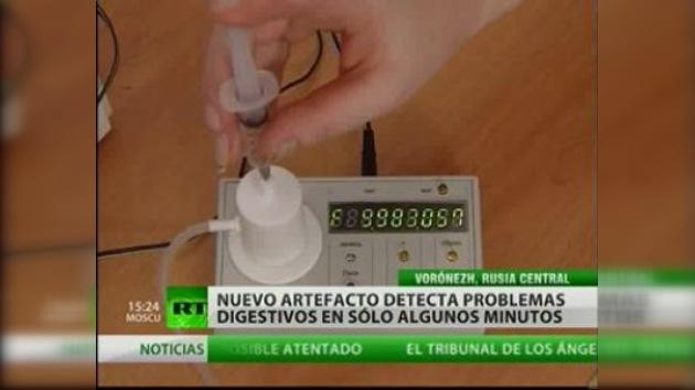 Nariz electrónica detecta materias químicas y bacterias dañinas