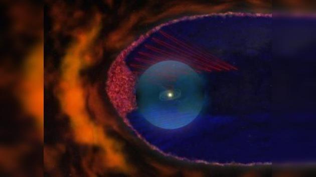 Las sondas Voyager se dan un 'baño' de espuma magnética en el límite del sistema solar