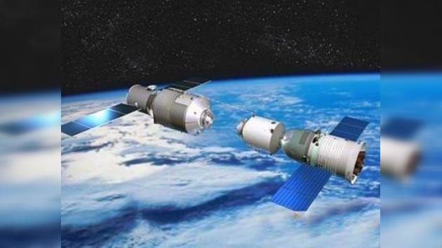 Avanza la creación de la estación espacial china