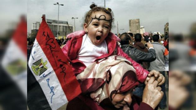 Las protestas en Egipto continúan con la Marcha del Millón
