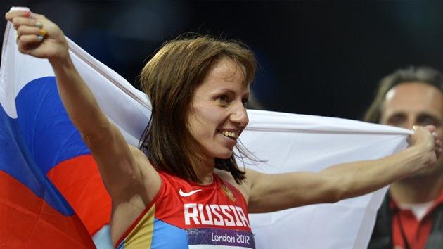 Londres 2012: Sávinova consigue en 800 metros el quinto oro del día para Rusia