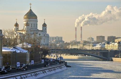 Las ciudades rusas se congelan, pero no se rinden