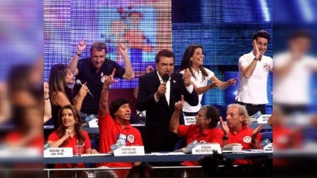 El teletón 'Chile ayuda a Chile' concluyó duplicando sus objetivos