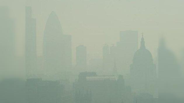 El anfitrión de los Juegos Olímpicos de 2012, alarmado por el 'smog'