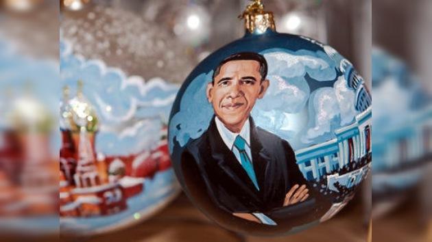 En Rusia aumenta nivel de confianza en Obama