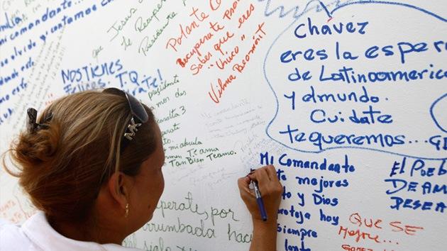Los lectores y seguidores de RT se pronuncian sobre la muerte de Chávez