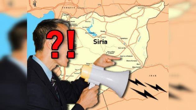 Siria: Prensa occidental 'traga' datos provenientes de un dueño de cafetería sin formación