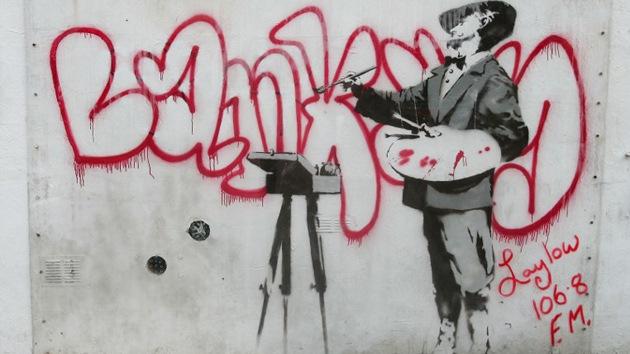 Las obras más destacadas de Banksy