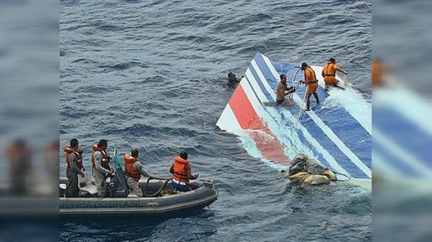 Podrían haber encontrado las cajas negras del Air France que cayó al Atlántico en 2009