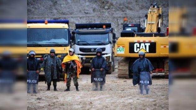 Estado de emergencia en Perú por las protestas contra un proyecto minero