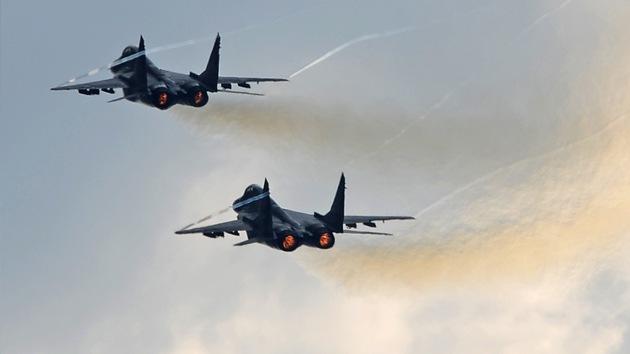 Siria adquiere cazas MIG rusos, pero el sistema antimisiles no llegará antes de otoño