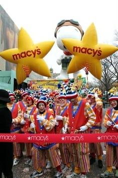 Desfile de Macy's del Día de Acción de Gracias