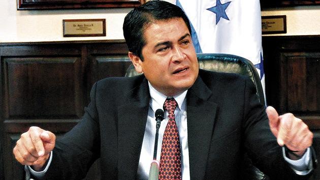 Declaran a Juan Orlando Hernández ganador oficial de las elecciones en Honduras