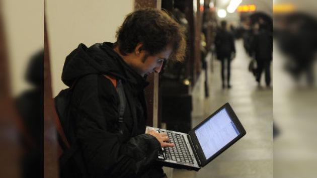 Sin cable y bajo tierra: los pasajeros del metro de Moscú tendrán wi fi gratis