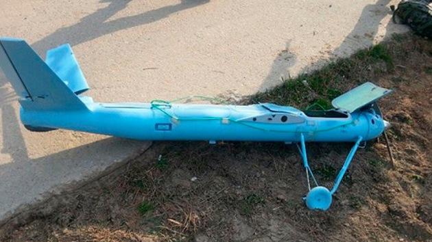 Imágenes de los drones de producción norcoreana estrellados en Corea del Sur