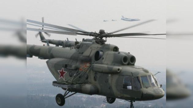 La India, bajo el 'monzón' de los helicópteros rusos: Nueva Delhi encarga más Mi-17