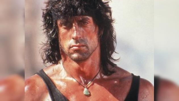 Sylvester Stallone elegido como mejor actor de películas de acción