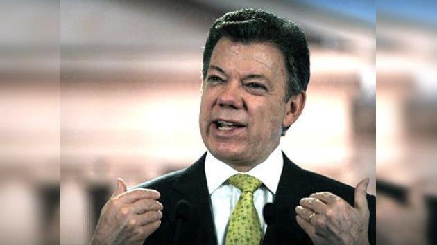 """El presidente de Colombia cataloga los ataques de las FARC como """"terrorismo avispa"""""""