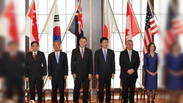 Ocho países firman un acuerdo internacional antipirata en Japón