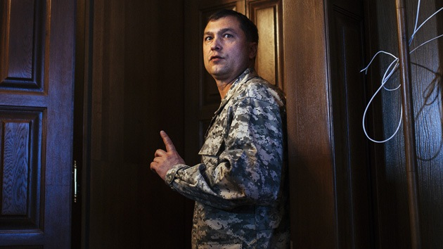 Intentan asesinar al gobernador popular de la región de Lugansk