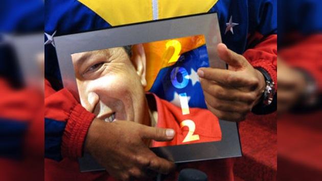Hugo Chávez se postulará para los comicios de 2012