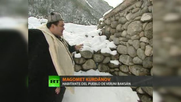 PUEBLOS AUTÓCTONOS DE RUSIA : LOS BALKARIOS