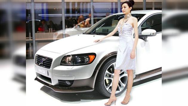 China a punto de comprar Volvo