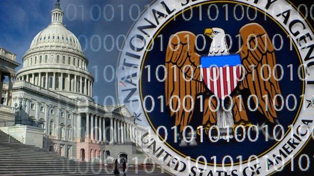 El Departamento de Justicia de EE.UU. admite que la NSA puede espiar al Congreso