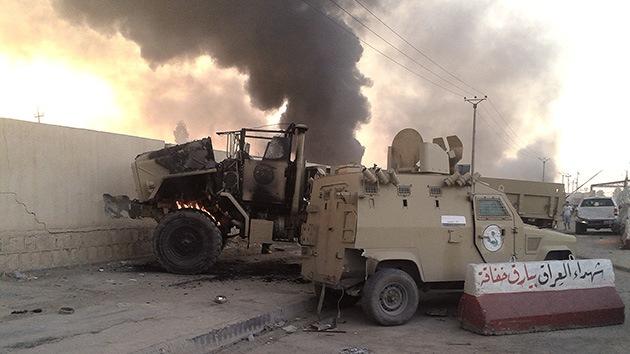 Irak sospecha que la CIA está detrás del EI