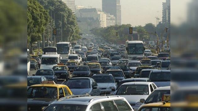 Buenos Aires: en el calvario de los atascos