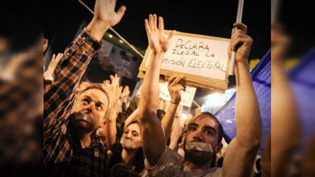 El Movimiento 15-M sigue ganando adeptos a un día para las elecciones