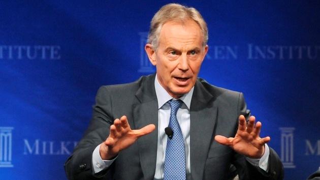 """Tony Blair: """"El extremismo religioso será el móvil de las batallas épicas del siglo XXI"""""""