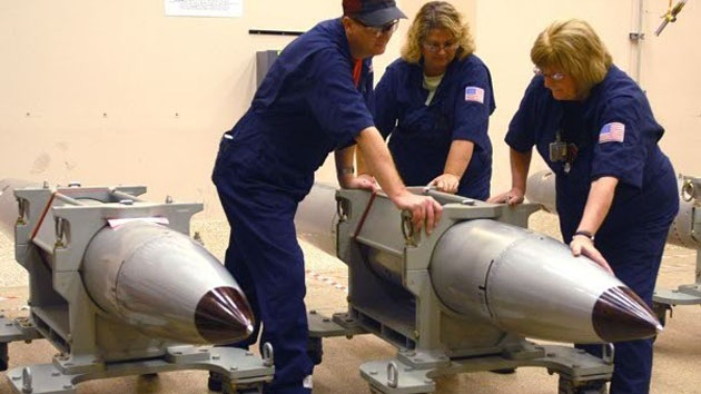 Pentágono: EE.UU. requiere miles de millones de dólares para mejorar su arsenal nuclear