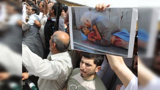 La UE sanciona a 13 altos mandos sirios por las represiones