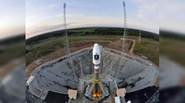 Aplazan el primer lanzamiento del Soyuz-ST-B en la Guayana Francesa