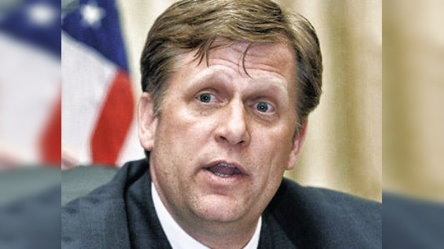 El nuevo embajador de EE. UU. llegará a Moscú a finales de enero