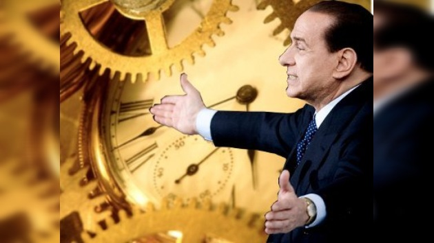 Silvio Berlusconi piensa vivir y trabajar durante un siglo y medio