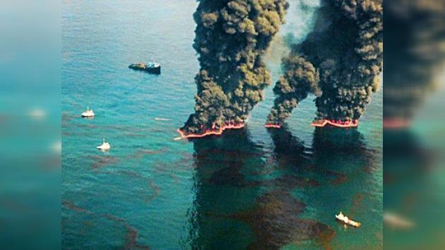 BP pagará 7.800 millones de dólares por el derrame en el Golfo de México