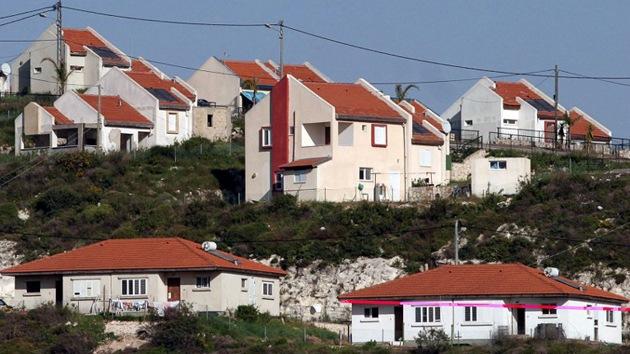Los palestinos recuperan el control sobre una zona de asentamientos israelíes