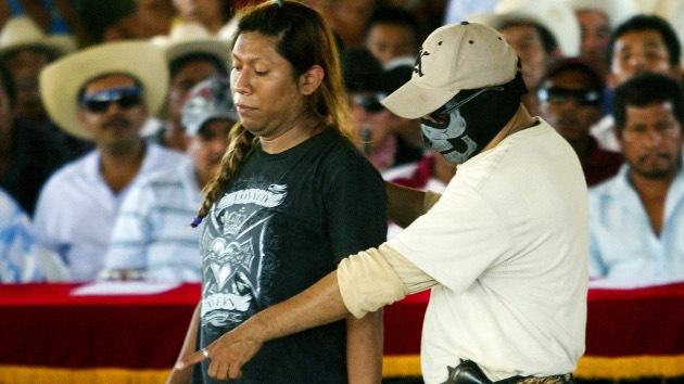 Se celebran en México los primeros tribunales populares de autodefensa